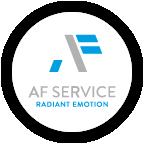 AF SERVICE Logo