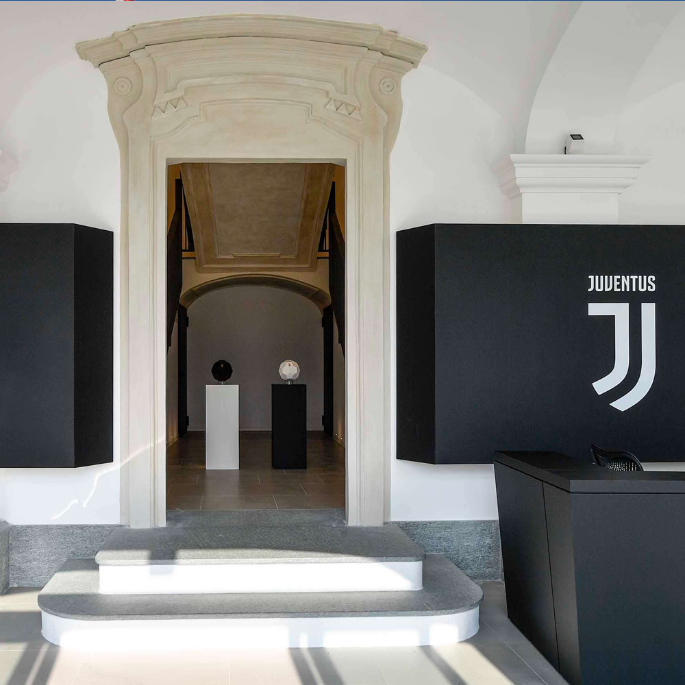 nuova sede Juventus